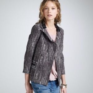 J. Crew Collection Tweed coat